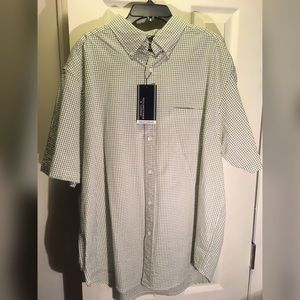 ROUNDTREE & YORKE COOLER COMFORT SHIRT SIZE L